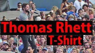 Thomas Rhett T-Shirt, Tampa FL, 4/21/2018