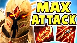 THE LATE GAME MONSTER | MAX ATTACK SPEED SWEETEST REVENGE | WHAT AN IDIOT?! KAYLE JUNGLE Nightblue3