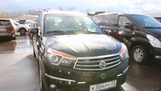 SsangYong Korando Turismo (СсангЁнг Корандо Туризмо), 4WD, дизель.