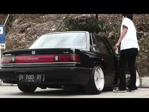 Richo Dimas - honda civic lx stance 89
