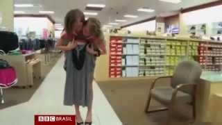 Documentário mostra 'vida normal' de gêmeas coligadas EXEMPLO DE VIDA!!!