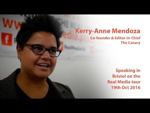 Kerry-Anne Mendoza - The Future of New Media