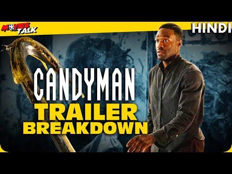 CANDYMAN : Trailer Breakdown [Explained In Hindi]