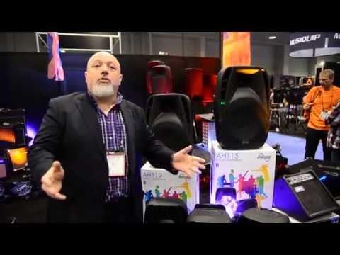 造韻樂器音響- JU-MUSIC - 全新 Laney AH112 音響 藍芽播放 樂器 音箱 混音器 麥克風 喇叭