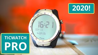 TicWatch Pro 2020: small upgrades, BIG difference