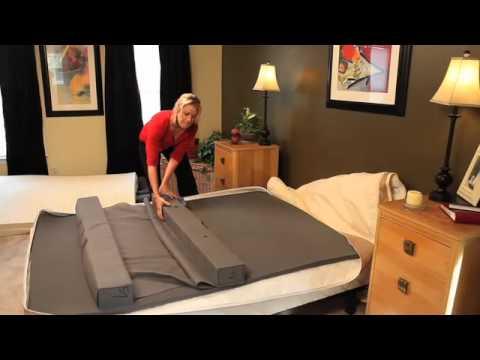 Number Bed Air Mattress Instructional Video Sleep Better System
