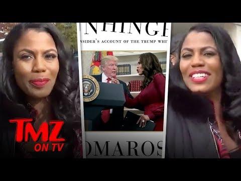 Omarosa Claims President Trump Plotted for Years Against CNN's Acosta | TMZ TV