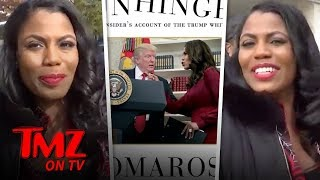 Omarosa Claims President Trump Plotted for Years Against CNNs Acosta | TMZ TV