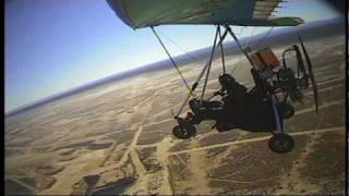Flying the Fish - Microlight Adventure - Chapter II