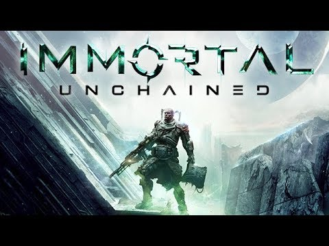 Immortal: Unchained - Borked Souls