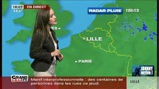 Les Prévisions Météo du 10 Octobre 2015 (Lille)
