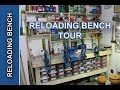 RELOADING BENCH TOUR
