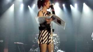 Garbage - Wicked Ways and Silence Is Golden (Live) from Las Vegas