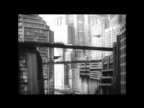 Metropolis (1927) - The Cityscape