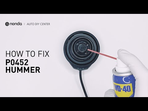 How to Fix HUMMER P0452 Engine Code in 3 Minutes [2 DIY Methods / Only $4.53]