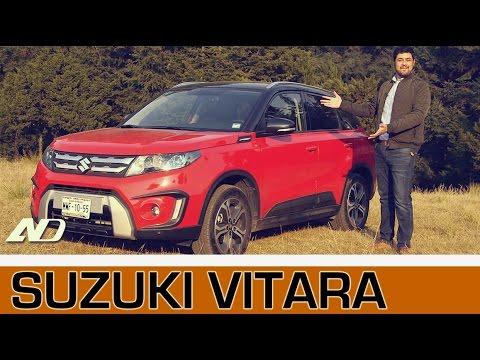 Suzuki Vitara - Una verdadera camioneta