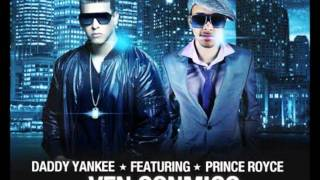 Prince Royce Ft Daddy Yamkee Ven Con Migo Video Oficial