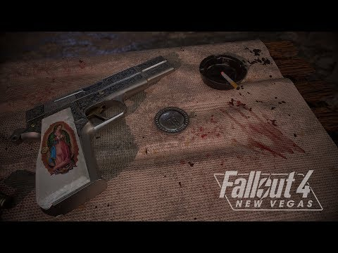 Fallout 4 New Vegas is ALIVE - Upcoming Mods 121