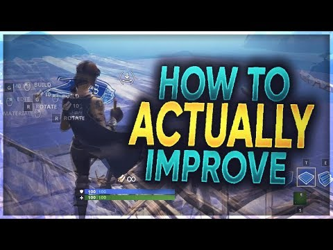 The Most Important Advice To Improve in Fortnite