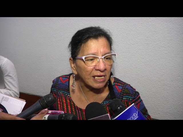 Entrevista de la Presidenta de CDHCM, Nashieli Ramírez, Foro Infancias Trans