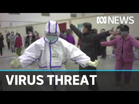 Beijing looks for coronavirus