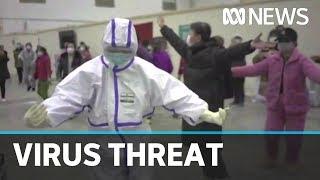 "Beijing looks for coronavirus ""good news"" stories as WHO dubs virus COVID-19   ABC News"