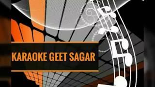 Tere Mere Beech Main Karaoke   Female Version   Ek Dujhe Ke Liye   Lata Mangeshkar