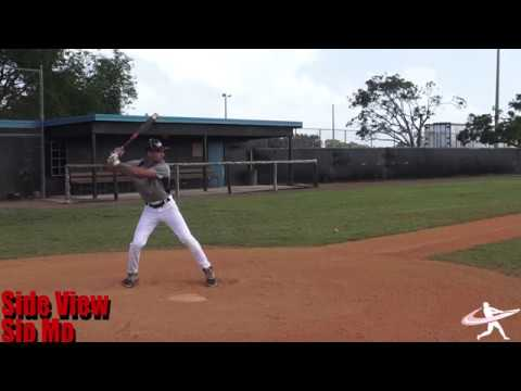 Eric Perez Outfielder Class of 2018