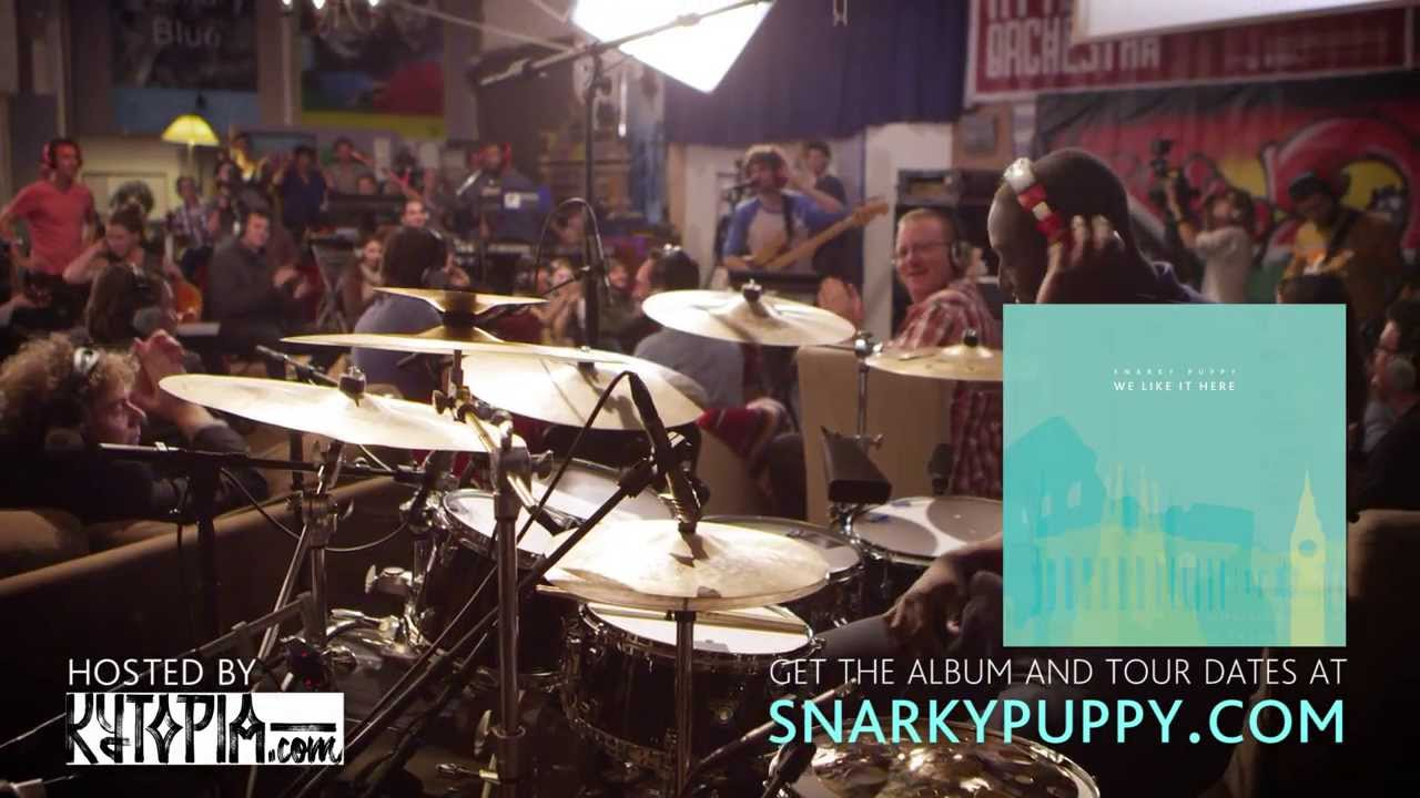 Snarky Puppy What About Me We Like It Here Youtube
