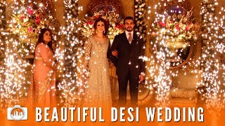 BEAUTIFUL DESI WEDDING | Waleema in Lahore (Pakistan #9)