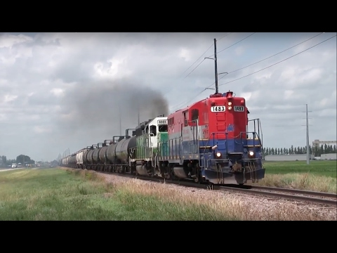 OTVR Otter Tail Valley Railroad S5T Chase