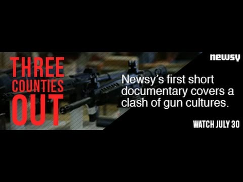 Three Counties Out: Guns and the Heartland