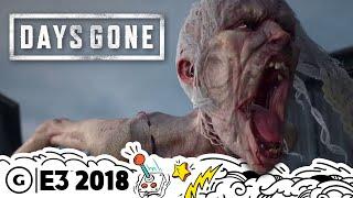 Days Gone is Fun, But Still Lacks Polish | E3 2018 Impressions