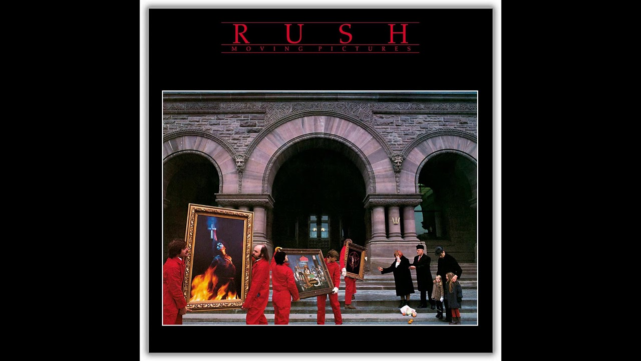 Download Rush, Moving Pictures [02 Red Barchetta] @432Hz