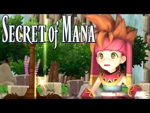 Secret of Mana Remake [PS4]