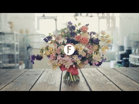 Baroque hand tied bouquet   Inspired by florists   Giada Graziani