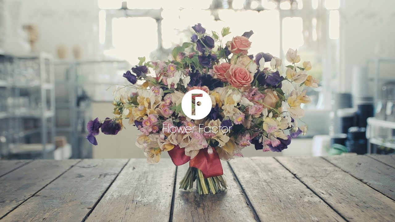 Baroque hand tied bouquet | Inspired by Florists | Giada Graziani ...
