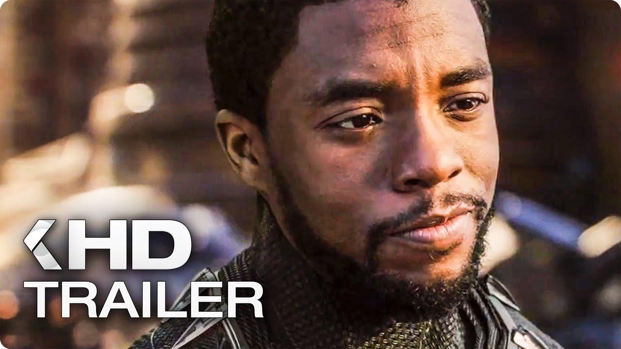 "BLACK PANTHER ""King"" Trailer & TV Spot (2018)"