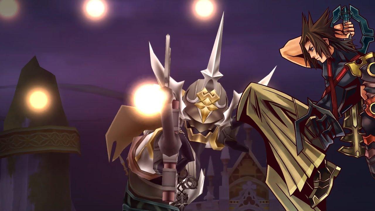 [KH2.5] KH Birth By Sleep: Final Mix [Ex7] ♦Terra♦: Armor ... Kingdom Hearts Birth By Sleep Armor Wallpaper
