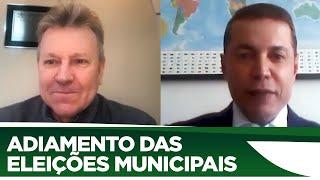 Destaques - Junho 2020 - Celso Maldaner fala sobre adiamento das eleições municipais - 30/06/20