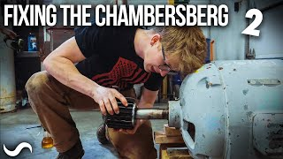FIXING THE 300LBS POWER HAMMER!!! Part 2