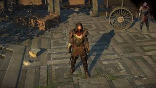 Path of Exile: Wasteland Armour Set