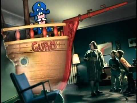 Cap'n Crunch  Babysitter