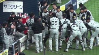阪神 掛布監督 采配ズバリ 背番号3ケタの4番打者 ファーム戦 2016年4月15日 京セラドーム