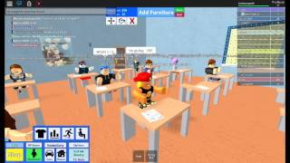 i have a crush? roblox high school!