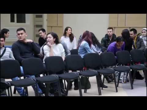 Университет Седженг (Sejong University) в Казахстане!!!