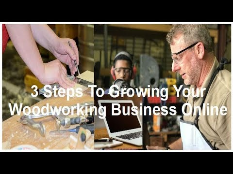 Grow Your Woodworking Business Online