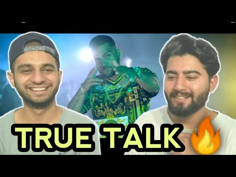 True Talk : Jassi Gill | Karan Aujla | REACTION !