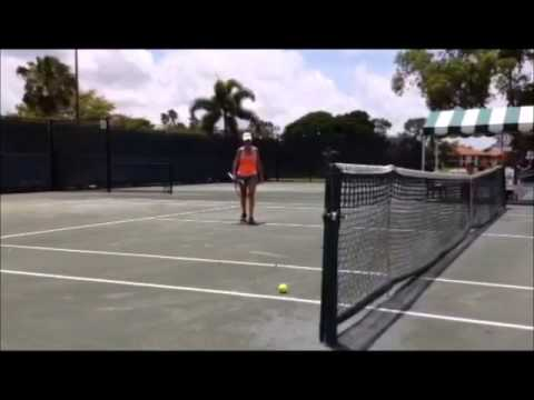 Mundial seniors de tenis Palm beach 2014