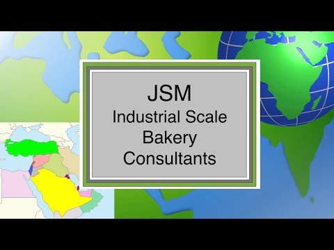 JSM Bakery Consultants - Industrial Scale Bakery Production - Middle East North Africa